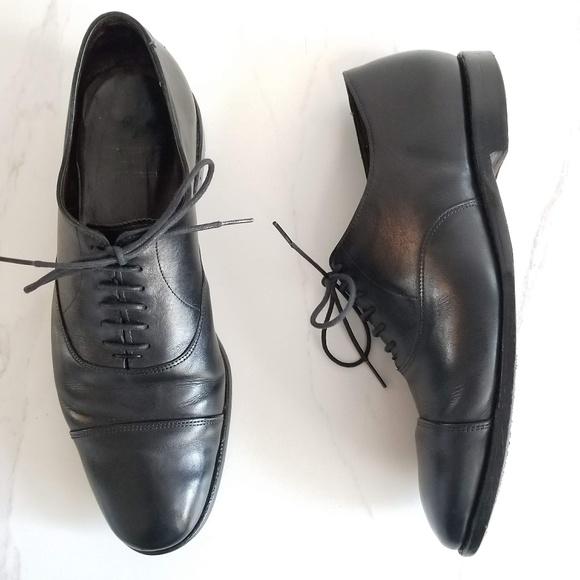 Allen Edmonds HOPKINSON Cap-toe Oxfords Shoes